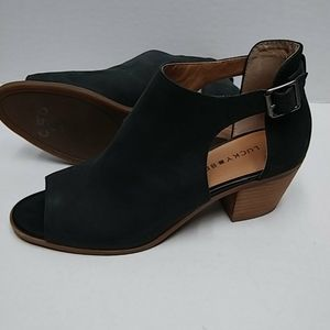 Lucky Brand Barimo Bootie Shoes